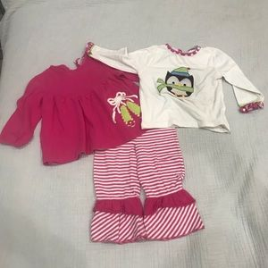 Girls size 2T. 3pcs bundle.